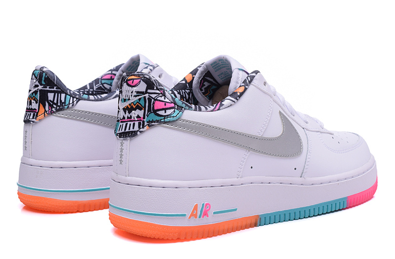 ... air force one courir,nike force 1 basse 01f8bcb blanche et rose ... aae95ced139f
