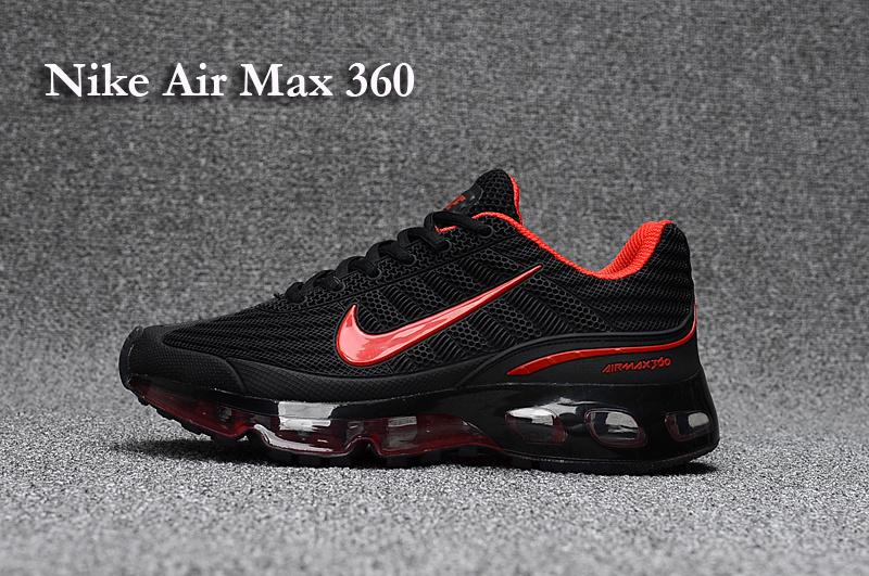 air max 360 en solde nike air max 360 noir et rouge. Black Bedroom Furniture Sets. Home Design Ideas