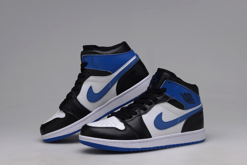 reputable site 7a99c ed681 basket nike air jordan,femme air jordan 1 high noir et bleu. Zoom