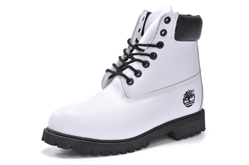 timberland homme grise et blanche